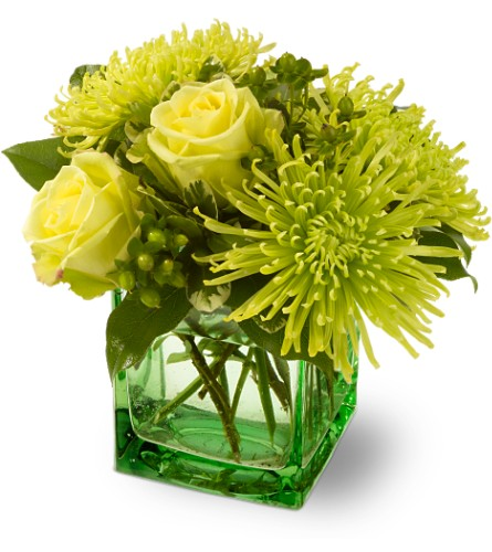 Green Light Bouquet